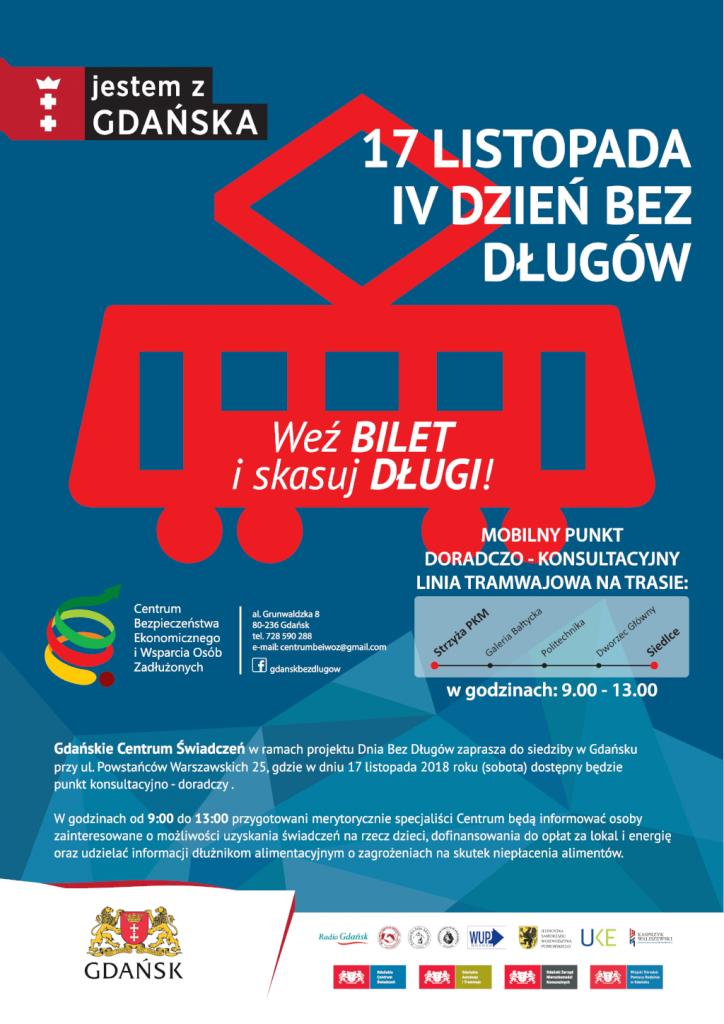 17 listopada IV Gdański Dzień bez Długów