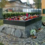 Pomnik Cmentarz Nieistniejących Cmentarzy