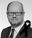 prezydent Gdańska w latach 1998-2019 Paweł Adamowicz