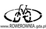 Logo Rowerownia, rent-a-bike Sopot