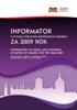 informator 2009 okladka