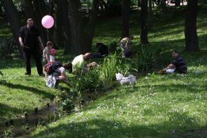 park oruński festyn