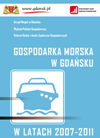 Gospodarka morska w Gdańsku - okładka