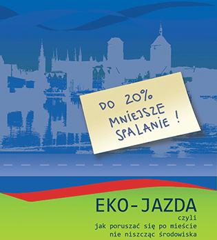 EKO-JAZDA - okładka