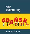 Tak zmienił się Gdańsk - okładka