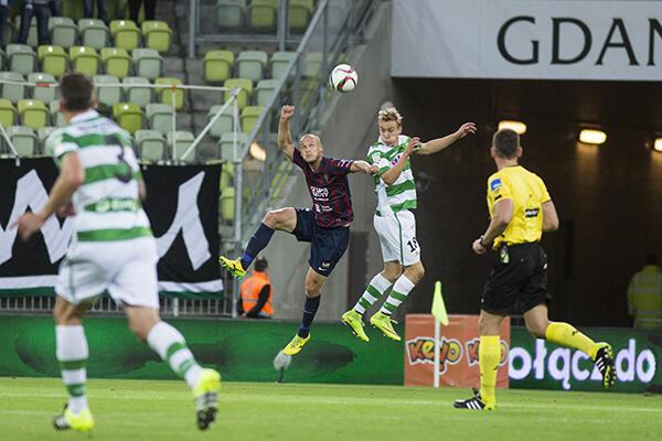 Lechia Gdańsk - Pogoń Szczecin (1:1)