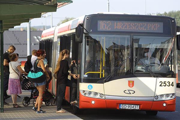 Gdańska rewolucja autobusowa