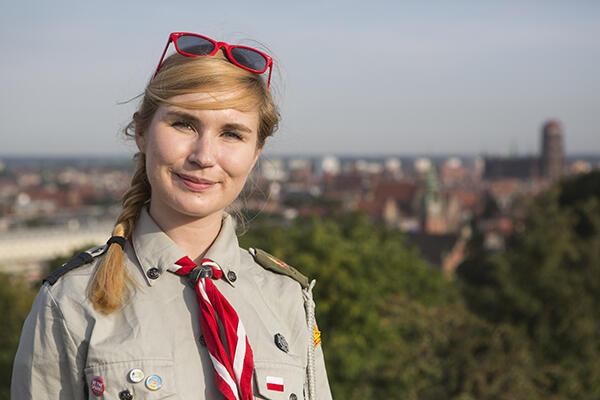 Marta Bednarska: – Staramy się dawać Polsce jak najlepsze świadectwo. Niech inni zobaczą, jak  piękny jest nasz kraj.