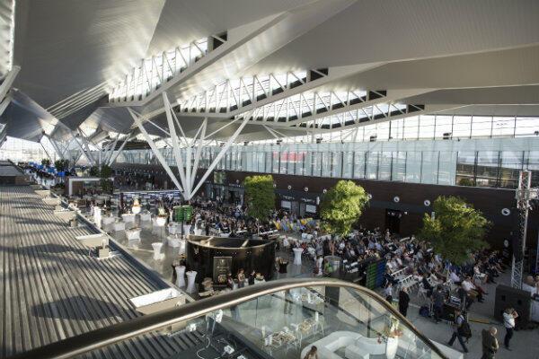 Otwarcie części przylotowej terminalu T2 Portu Lotniczego Gdańsk im. Lecha Wałęsy odbyło się 1 września 2015 r.