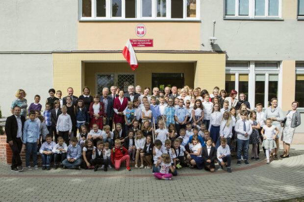 Szkoła Podstawowa nr 82 w Gdańsku-Klukowie nie jest duża, ale ma świetnych uczniów i fajnych nauczycieli.