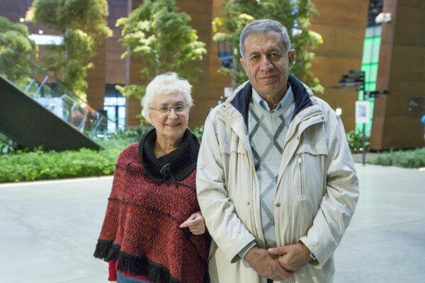 Sabri Hussein i jego żona Ewa Kowalkiewicz-Hussein nie mają wątpliwości: uchodźcom trzeba pomóc.
