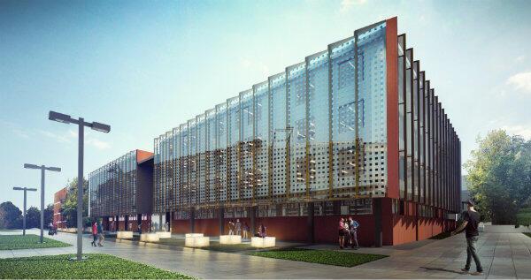 II miejsce: projekt pracowni KD Kozikowski Design.