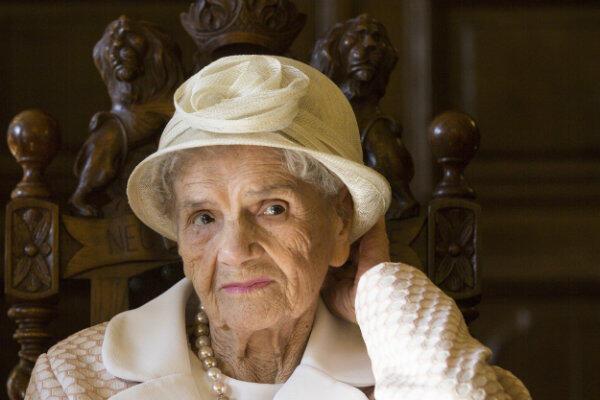 Pani Franciszka Goluch obchodzi w tym roku setne urodziny.