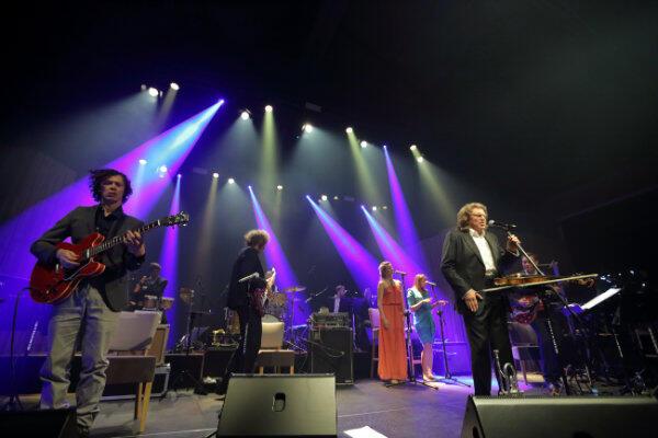 Wybór muzyków na pierwszy koncert w Starym Maneżu byl strzałem w 10!