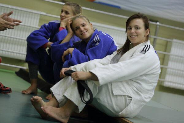 W moim klubie są fajne i mocne dziewczyny - mówi Daria o koleżankach z SGKS Wybrzeże.