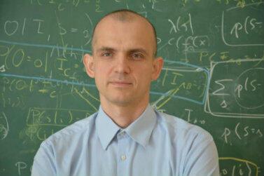 Prof. Michał Horodecki.