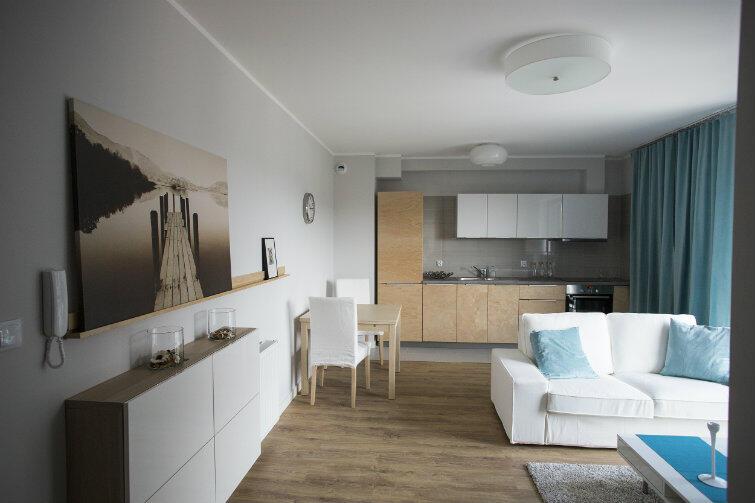 Fundusz gwarantuje wysoki standard mieszkań przez cały okres najmu.