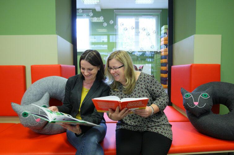 Biblioteka ma przyciągać młodego czytelnika. Wnętrza zaplanowali projektanci Biblioteki Manhattan.
