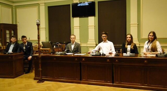 Prezydium Młodzieżowej Rady Miasta Gdańska