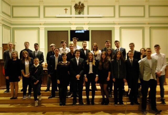 Radni III kadencji Młodzieżowej Rady Miasta Gdańska