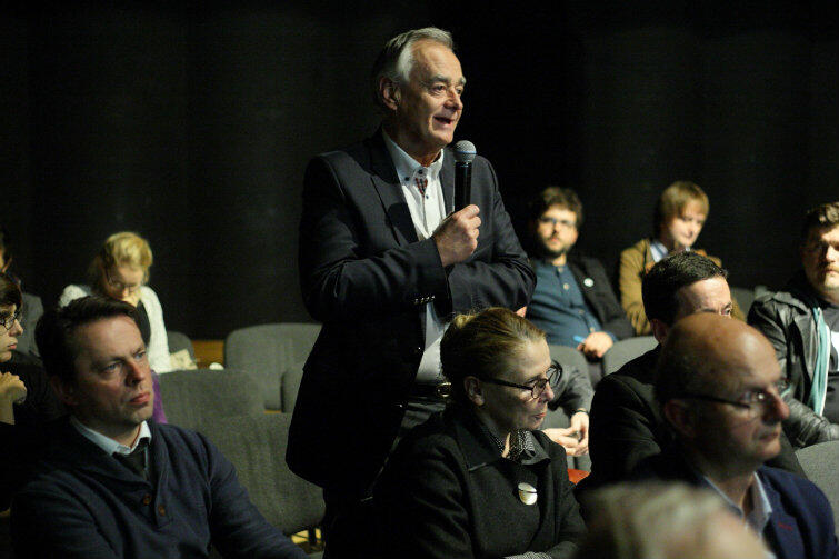 Zbigniew Canowiecki, prezes Pracodawców Pomorza, pyta o szanse na budowę w Gdańsku nowoczesnej opery.
