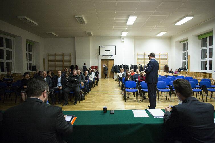 Prezydent Adamowicz objaśniał założenia planów inwestycyjnych miasta do 2020 r.