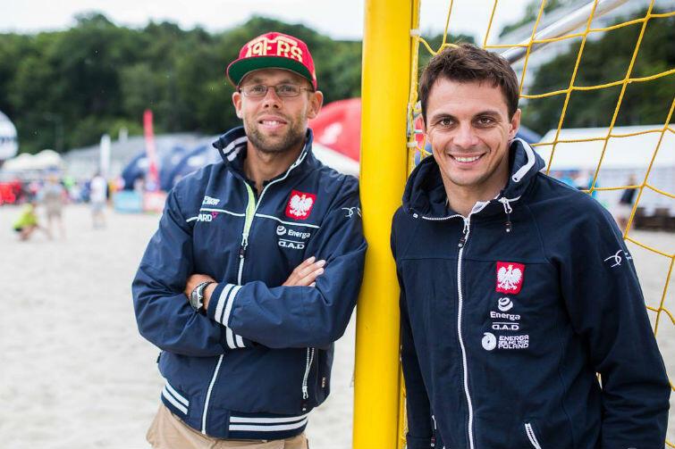 Paweł Kołodziński (z lewej) i Łukasz Przybytek mają się z czego cieszyć. W 2016 roku będą reprezentować Polskę na igrzyskach olimpijskich w Rio de Janeiro