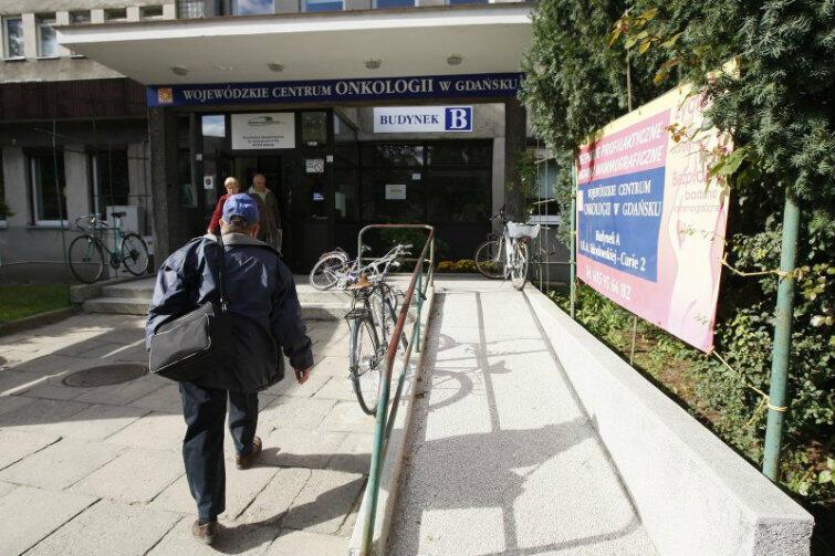 Wolontariusze infolinii onkologicznej dla Pomorzan pracują w Wojewódzkim Centrum Onkologii.