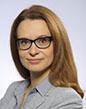 Zdjęcie zastępcy dyrektora Wydziału Polityki Gospodarczej Katarzyny Drozd-Wiśniewskiej