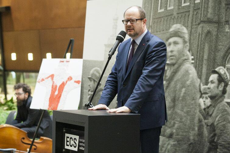 Paweł Adamowicz, prezydent Gdańska.