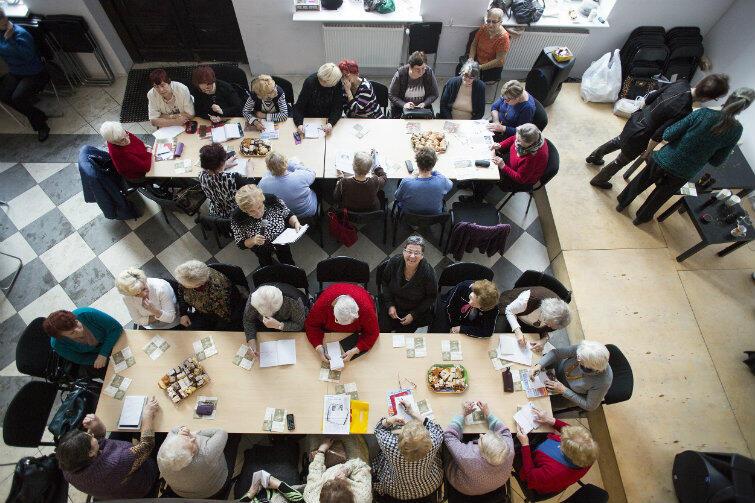 Co czwartek gościny klubowi udziela Instytut Kultury Miejskiej.