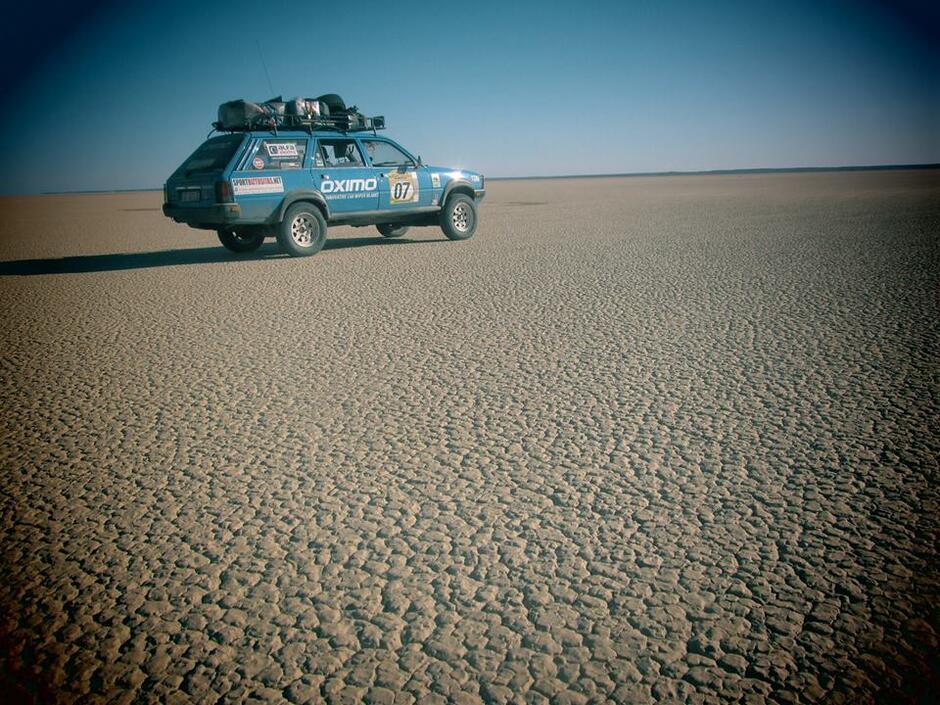 Attention Dangel na pustyni