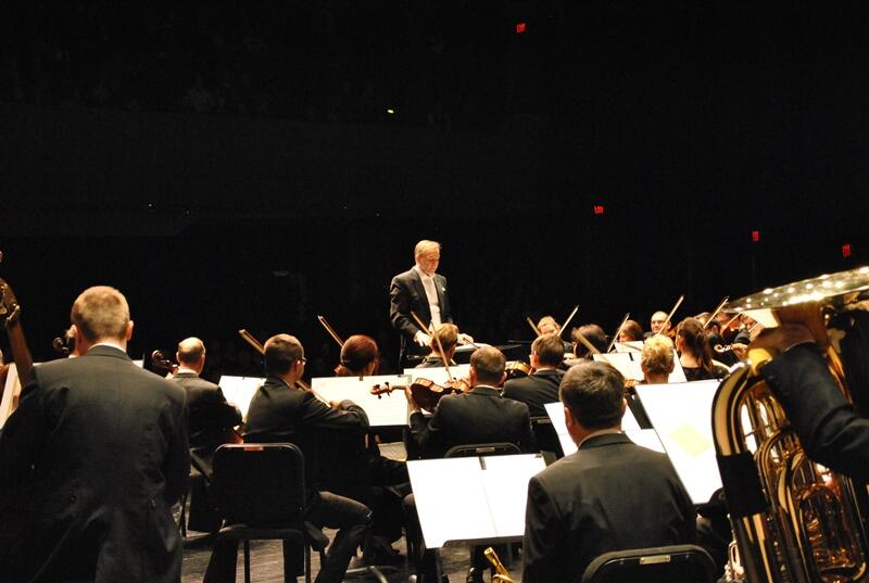 Dotychczas orkiestra wystąpiła m.in. w Karolinie Południowej, Virginii i Ohio...