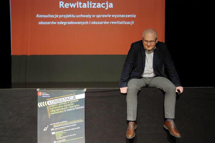 - Do wszystkich wniosków odniesiemy się, żaden nie pozostanie bez naszej reakcji - przekonywał zastępca prezydenta Gdańska Wiesław Bielawski