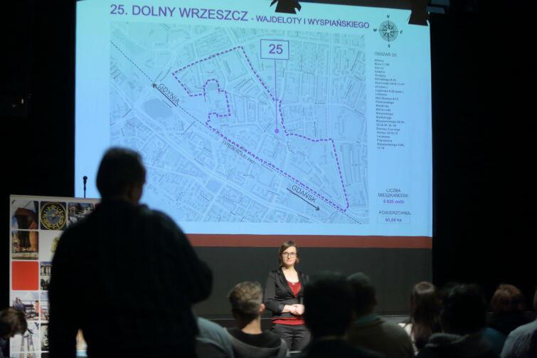 Podczas spotkania poruszono kwestie, które nurtują mieszkańców Wrzeszcza i okolic