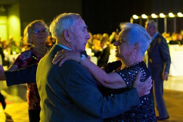 Bal Seniora cieszy się dużą popularnością.