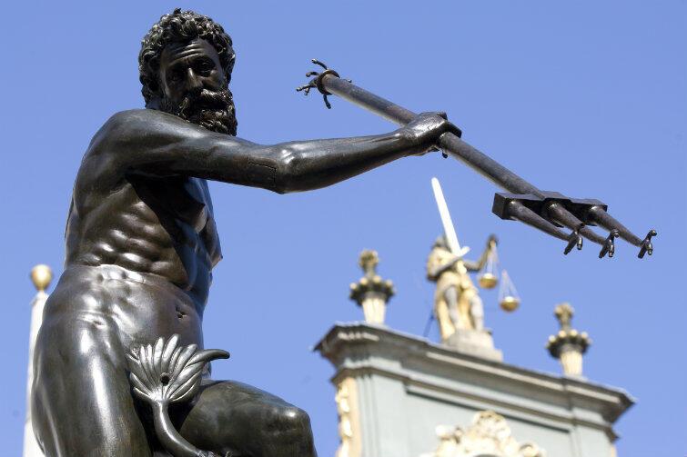 Sny gdańskiego Neptuna to temat przewodni konkursu graficznego.