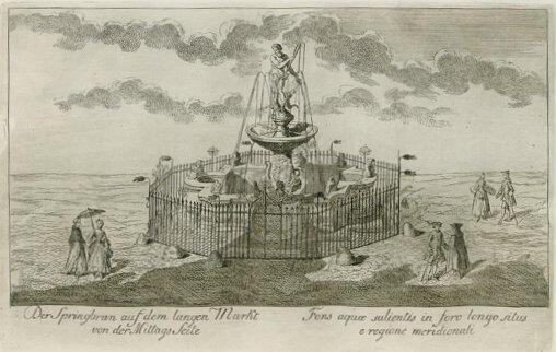 Rycina Matthaeusa Deischa, ok. 1761-1765.