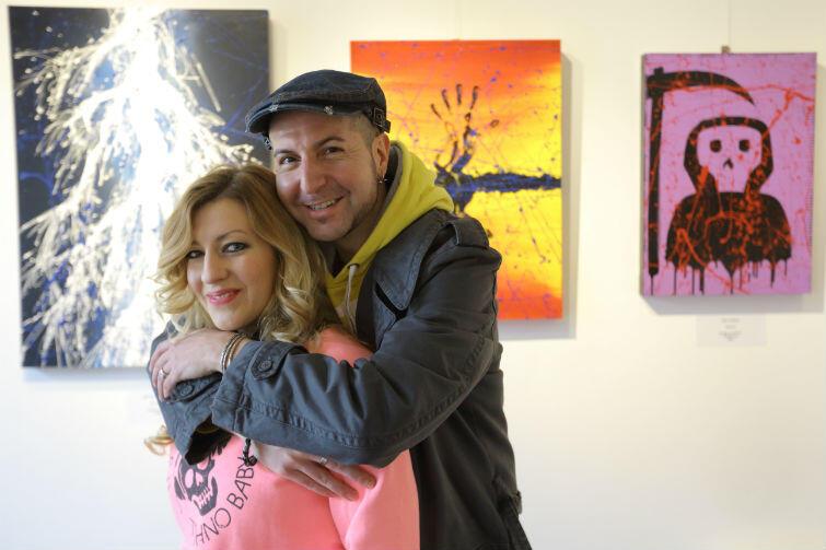 Polsko-włoskie małżeństwo, kochające Gdańsk - Anna Truskolaska i Davide Canepa