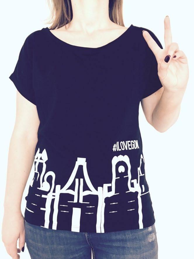 Koszulka Vandis #ilovegdn