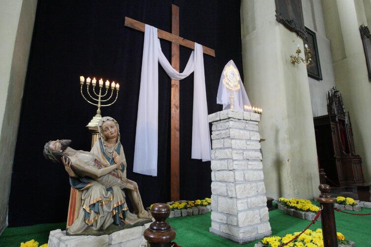 Kościół św. Mikołaja.
