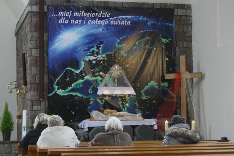 Kościół św. Stanisława Kostki.