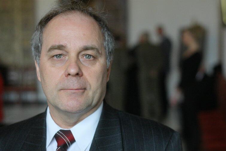 Siergiej Siemionow, konsul Federacji Rosyjskiej w Gdańsku.