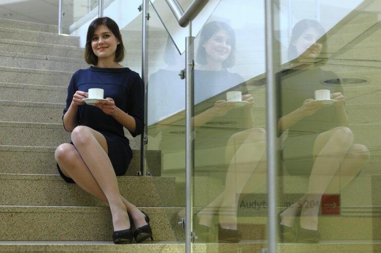 Olivia Kłusek: feministka z latte? Tak! Ale na pewno nie latte-feministka.