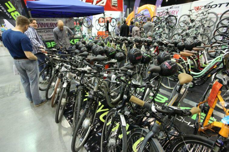 Bike Festiwal - rowery, mnóstwo rowerów!