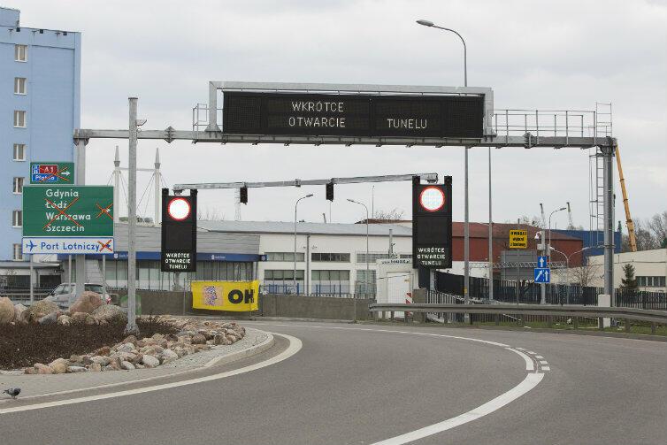 Masz wiadomość i to dobrą: wkrótce otwarcie tunelu!