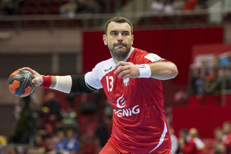 Jedną z gwiazd reprezentacji Polski jest Bartosz Jurecki, najlepszy obrotowy mistrzostw świata 2015