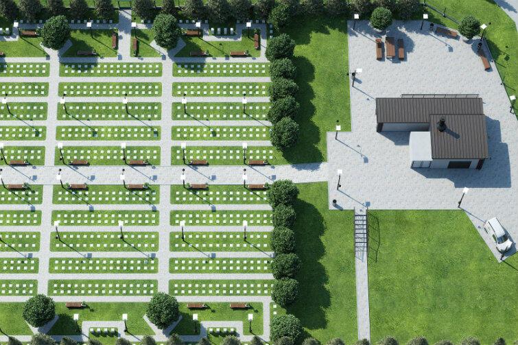 Przy ul. Przyrodników znajdzie się miejsce na 2,5 tys. grobów dla naszych braci mniejszych.
