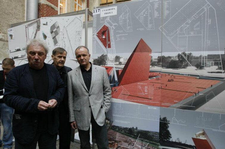 1 września 2010 r. Rozstrzygnięcie konkursu na projekt architektoniczny Muzeum II Wojny Światowej. Wygrało gdyńskie Studio Architektoniczne Kwadrat.