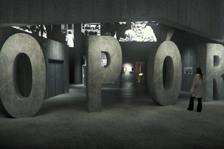 """Częścią stałej ekspozycji ma być blok """"Groza wojny""""."""